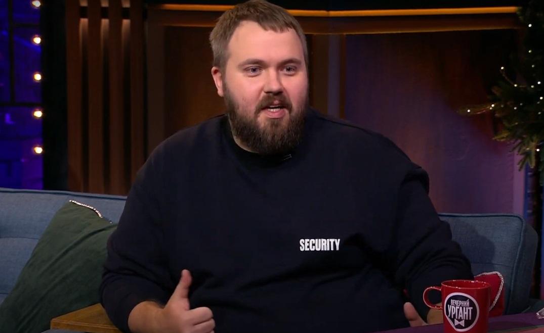 Гостем «Вечернего Урганта» впервые стал Wylsacom— главный техноблогер России