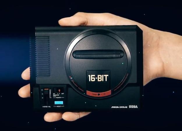 На радость ретро-геймерам: Sega выпустит Mega Drive Mini