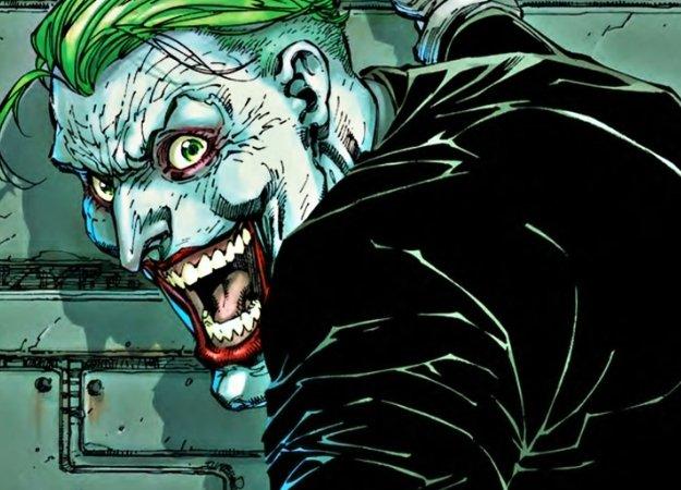 Помните загадку DCпро трех Джокеров? Одного нашли