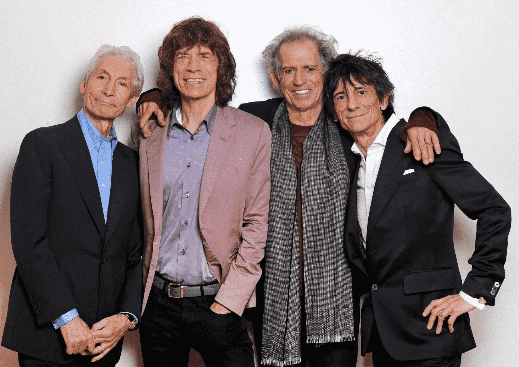 Rolling Stones впервые завосемь лет выпустили новую песню