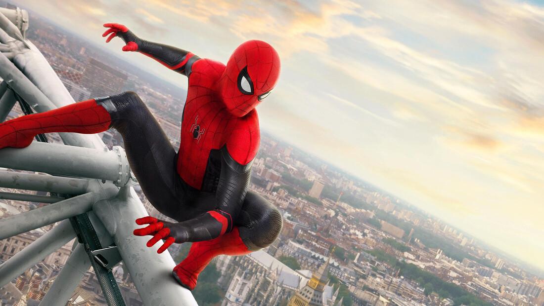 «Человек-паук 3» перенесен. Фильм выйдет позже