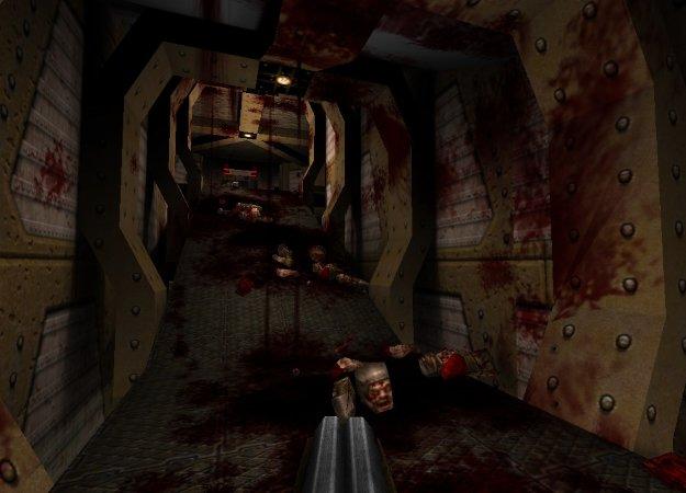 Энтузиаст вдохновился модификацией Brutal Doom и создал