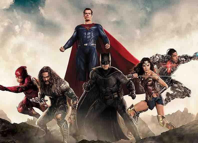 Слух: в «Лиге справедливости» в команде появится седьмой герой