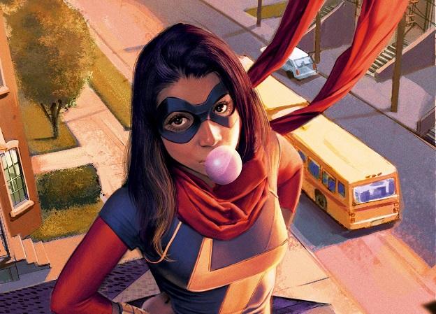 Слух: новые детали оMarvel's Avengers. Главным героем будет Мисс Марвел (непутать сКапитаном)