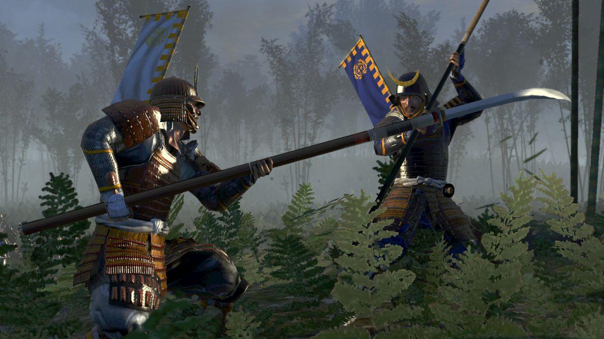 Total War: Shogun 2 можно бесплатно забрать вSteam. Другие игры серии отдают соскидками