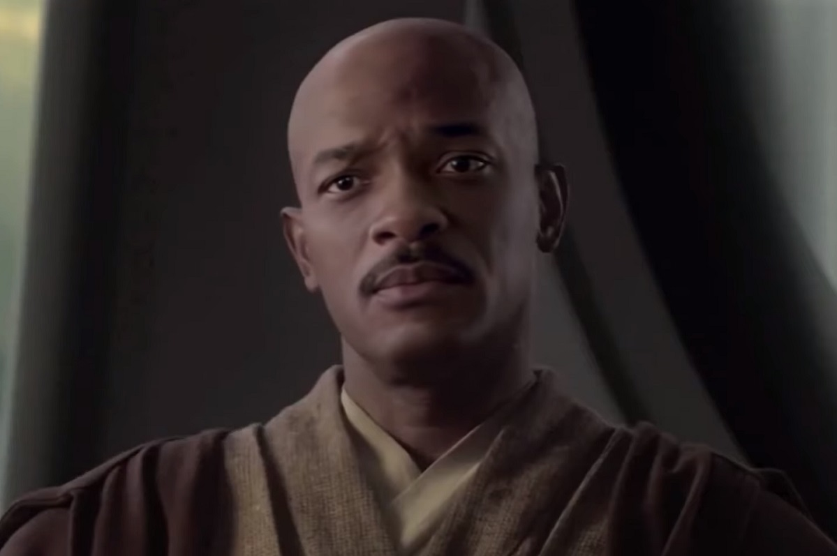 Какбы выглядели «Звездные войны» сУиллом Смитом вроли Мейса Винду?