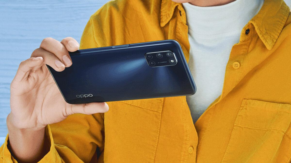 ВРоссию приехал доступный смартфон Oppo A52 сбатареей на5000 мАч