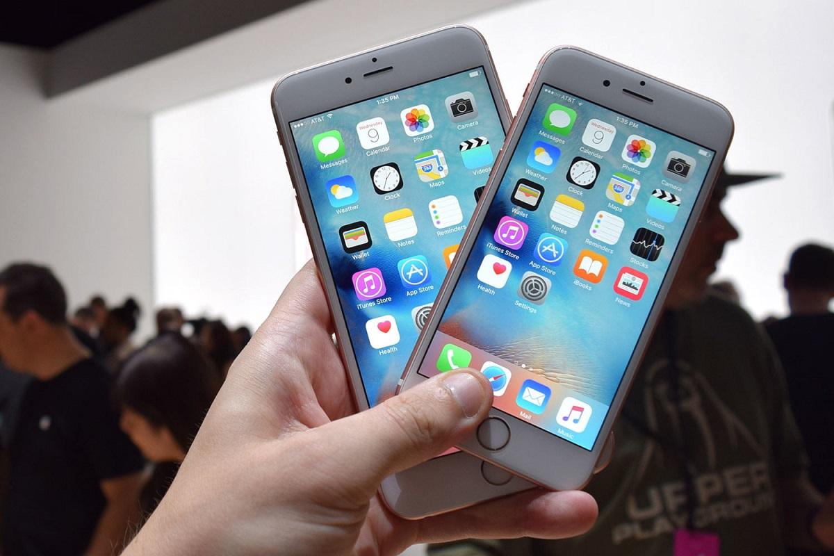 iOS 14 будет доступна для iPhone 6s, iPhone 6S Plus ипервого iPhone SE