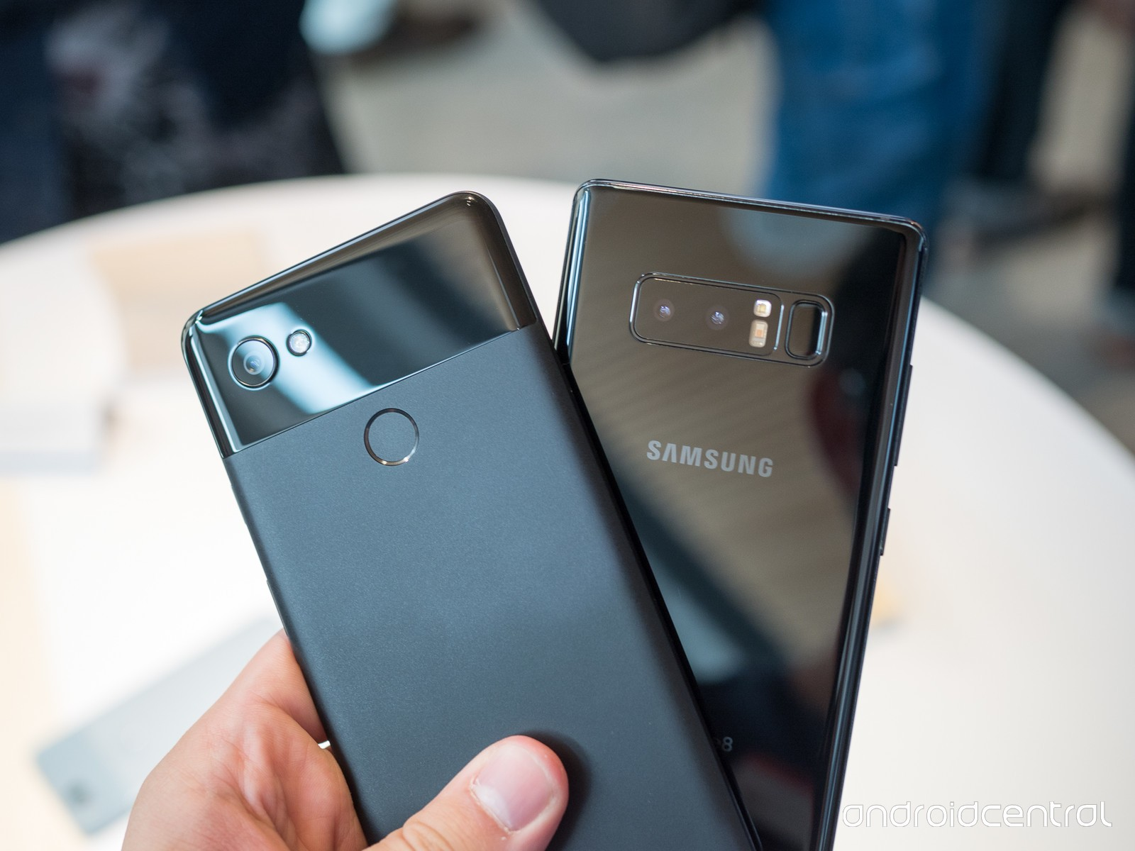Pixel 2 vs Galaxy Note8: битва лучших камер среди Android-флагманов