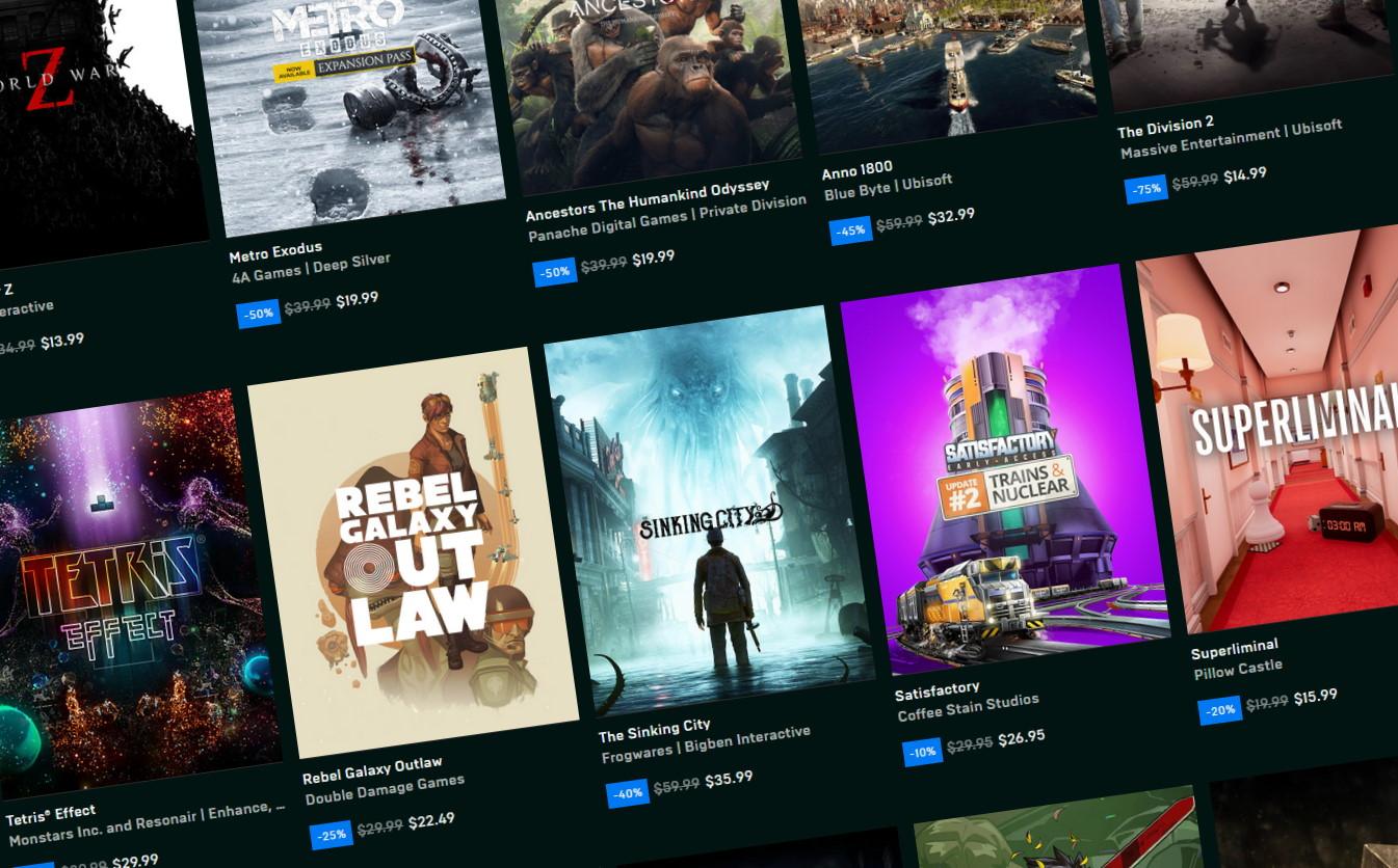 Глава Epic считает, что раздача игр вEGS поднимает продажи вдругих магазинах