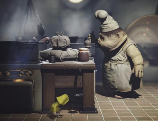 Наgamescom показали геймплей Little Nightmares2