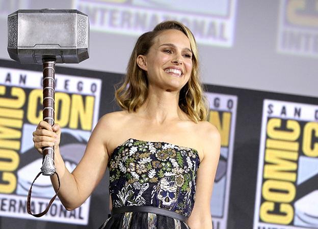 Теория: как Джейн Фостер станет Тором в«Торе: Любовь игром»