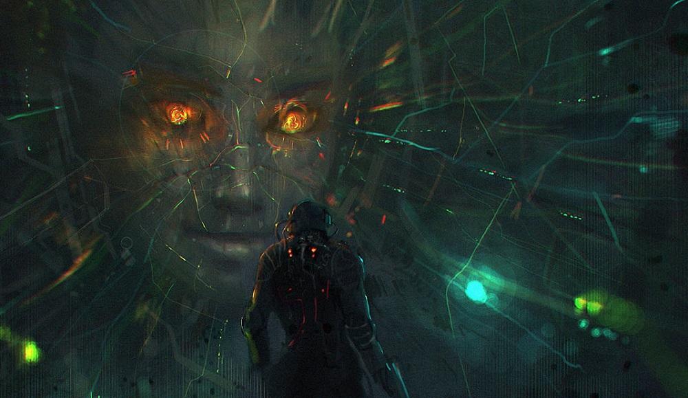 ВSteam иGOG вышла демоверсия System Shock Remastered