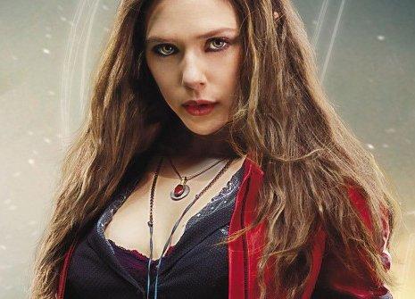 Ранний арт Алой Ведьмы показал эволюцию самой красивой героини Marvel