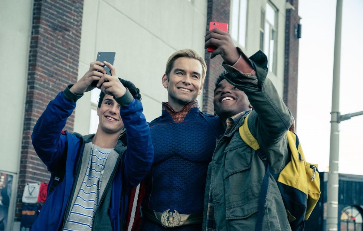 Актеры сериалов «Пацаны» и«Звездный путь: Пикар» станут участниками виртуального Comic-Con