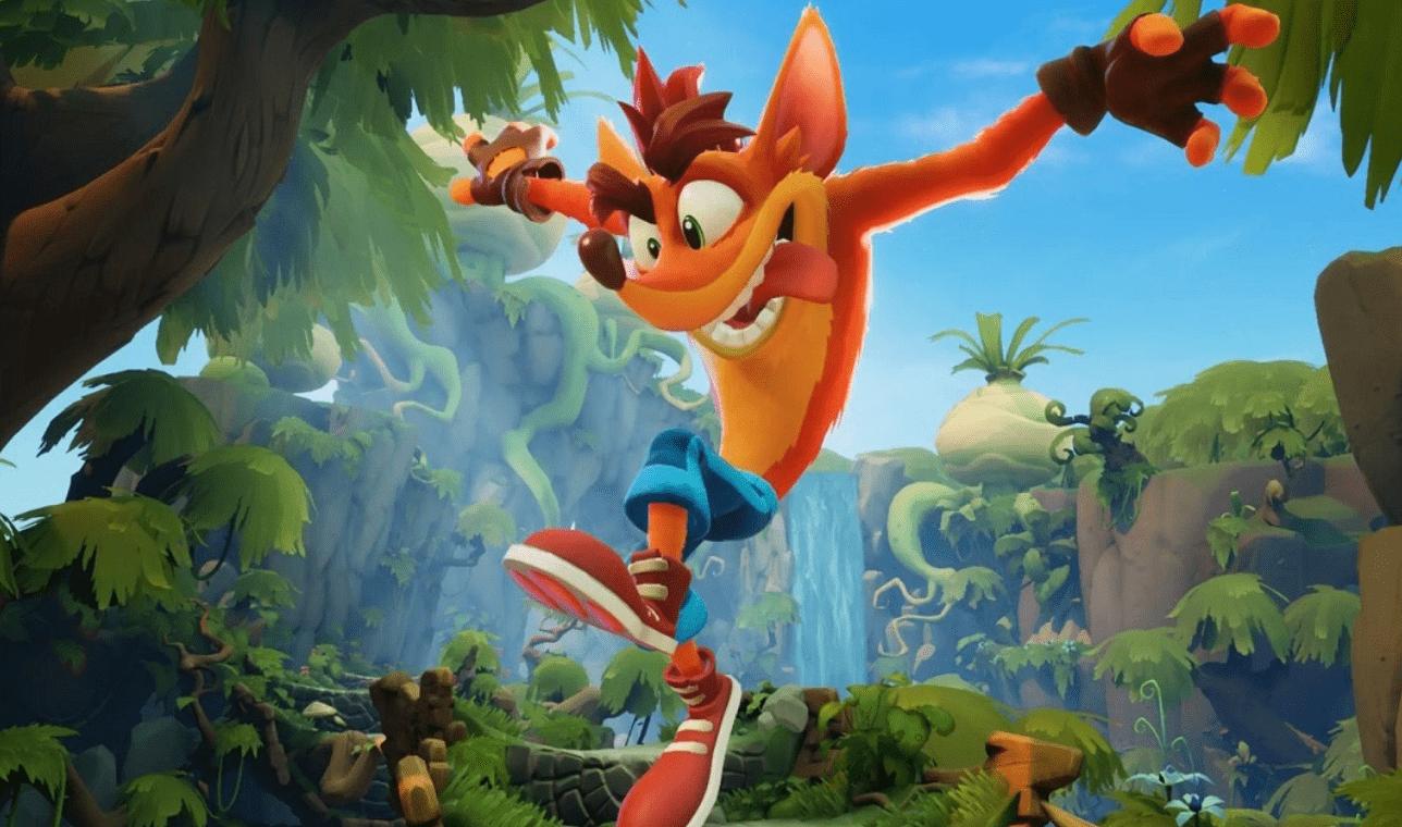 Crash Bandicoot 4: It's About Time может выйти наPCиSwitch