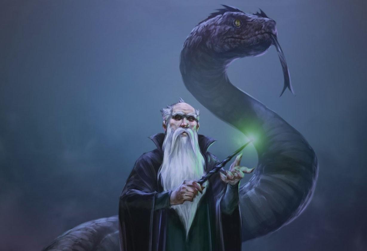 Салазар Слизерин: имя для нового вида гадюки взяли из«Гарри Поттера»