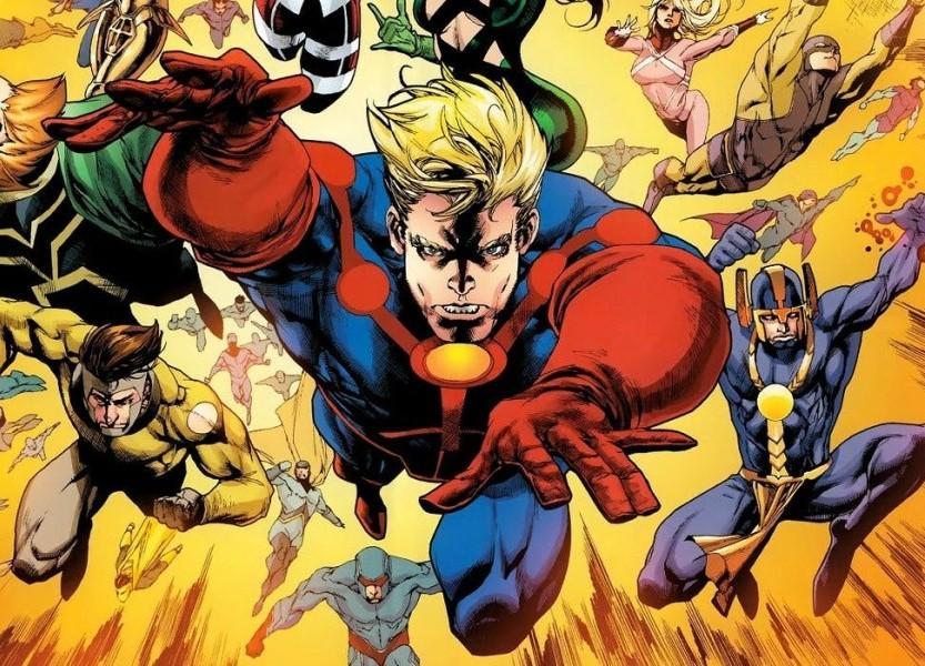 Marvel официально анонсировала «Вечных» иопубликовала график выхода фильмов четвертой фазы MCU