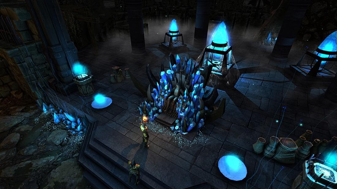 В GOG сейчас можно бесплатно забрать ролевую игру Tower of Time