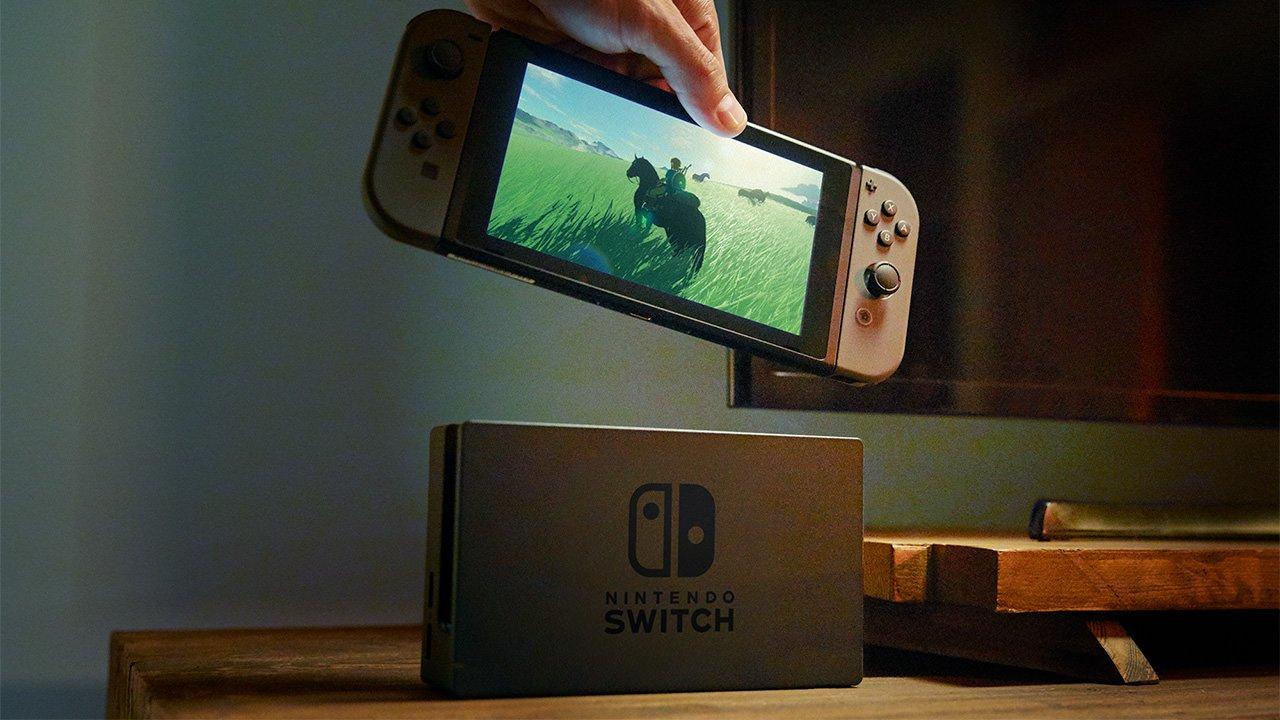 Nintendo Switch дебютировала в передаче Джимми Фэллона