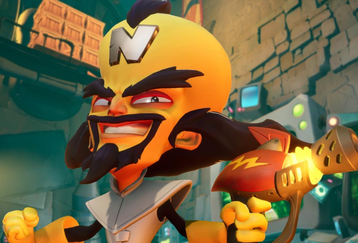 ВCrash Bandicoot 4 всеже небудет микротранзакций
