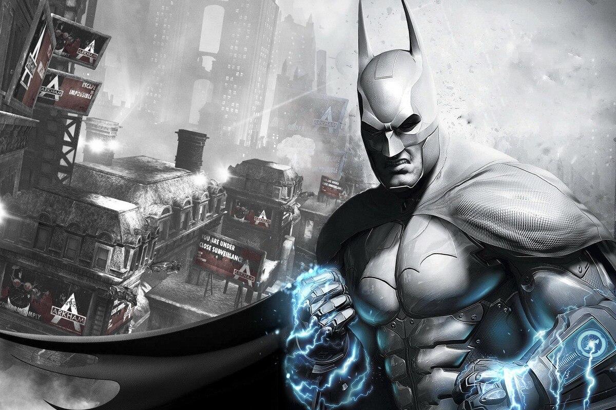 Новая игра про Бэтмена всеже будет ребутом серии Arkham? Еще одно доказательство