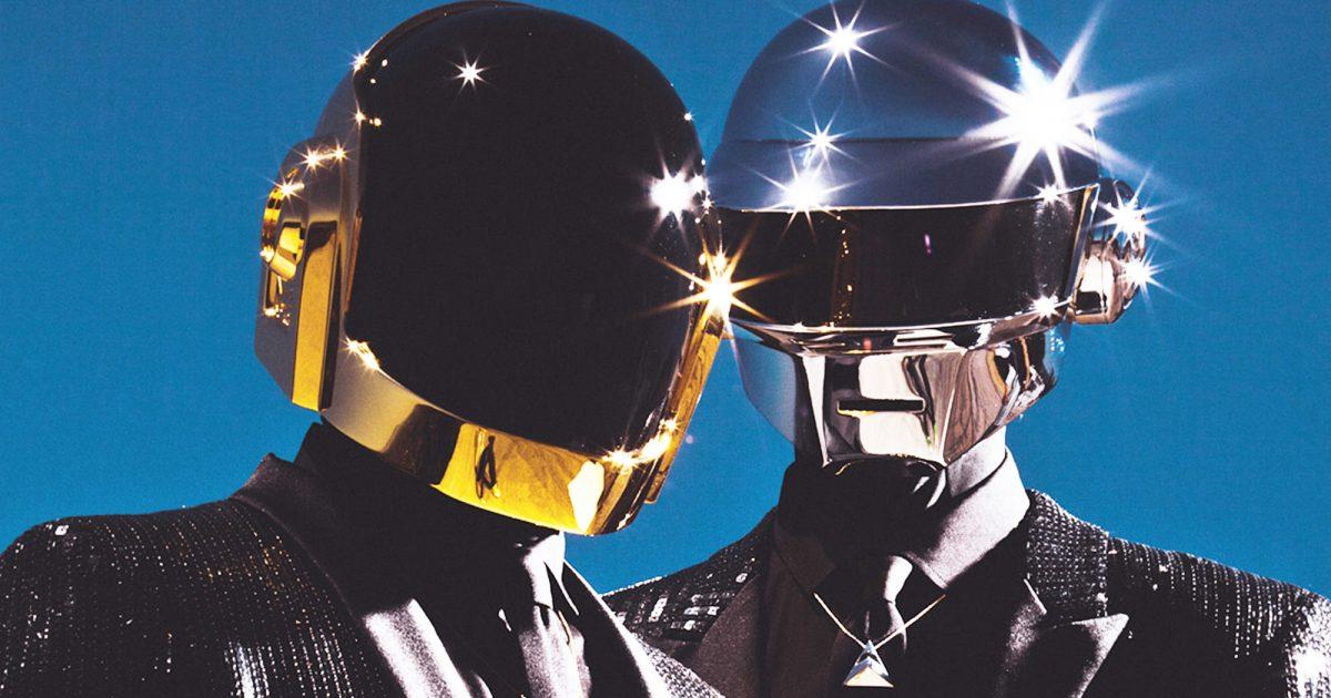 Дуэт Daft Punk распался