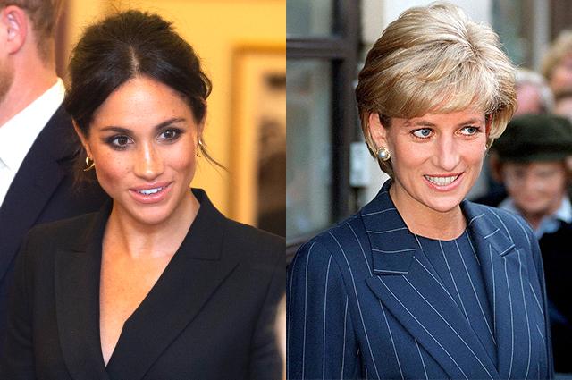 Сравнение с принцессой Дианой и крах монархии: как соцсети встретили откровения Меган Маркл