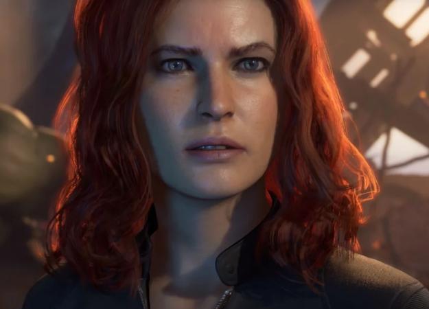 Авторы Marvel's Avengers рассказали про геймплей за Черную вдову. Это универсальный персонаж!