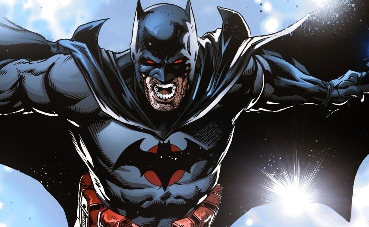 Инсайдер: вфильме«Флэш» появится Бэтмен из«Флэшпойнта»