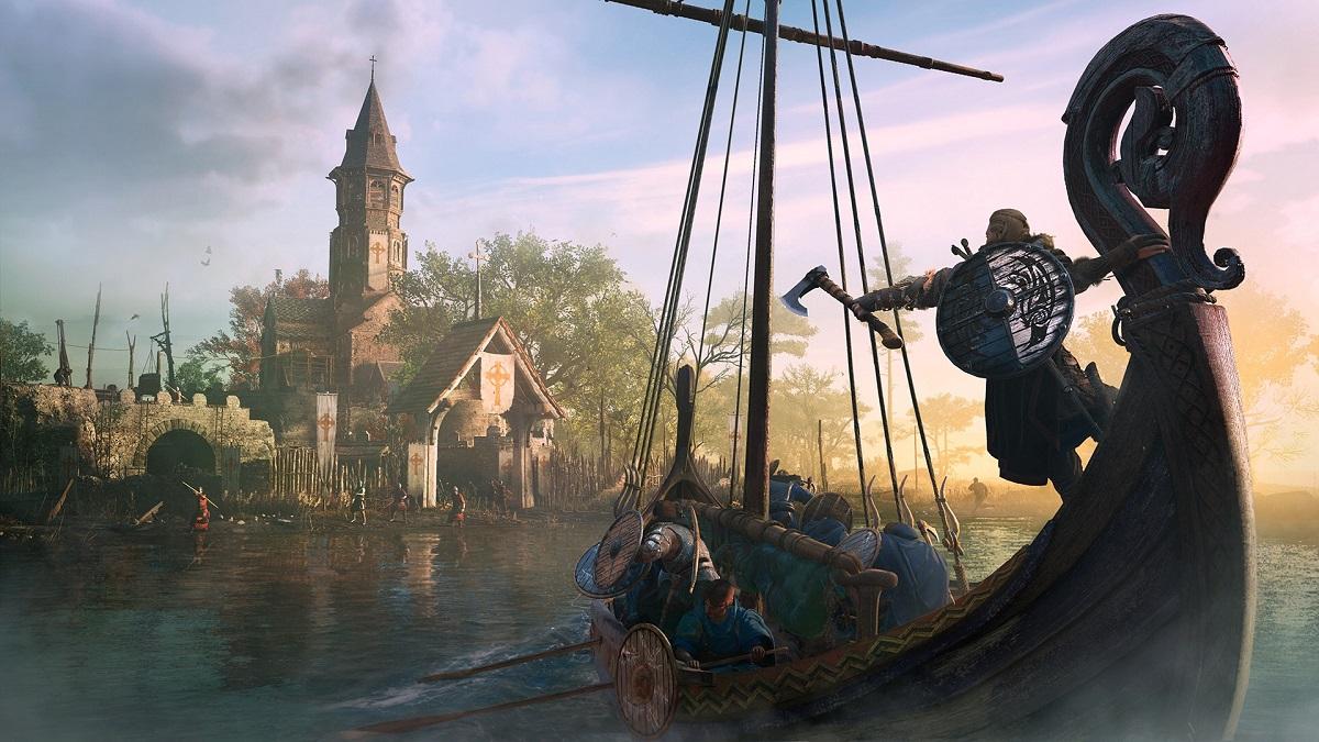 Саундтрек Assassin's Creed Valhalla уже доступен намузыкальных сервисах
