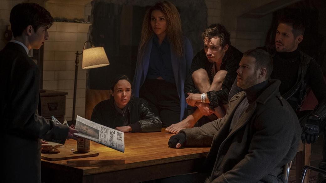 Знакомьтесь с главными героями сериала «Академия Амбрелла» с Эллен Пейдж в первом трейлере
