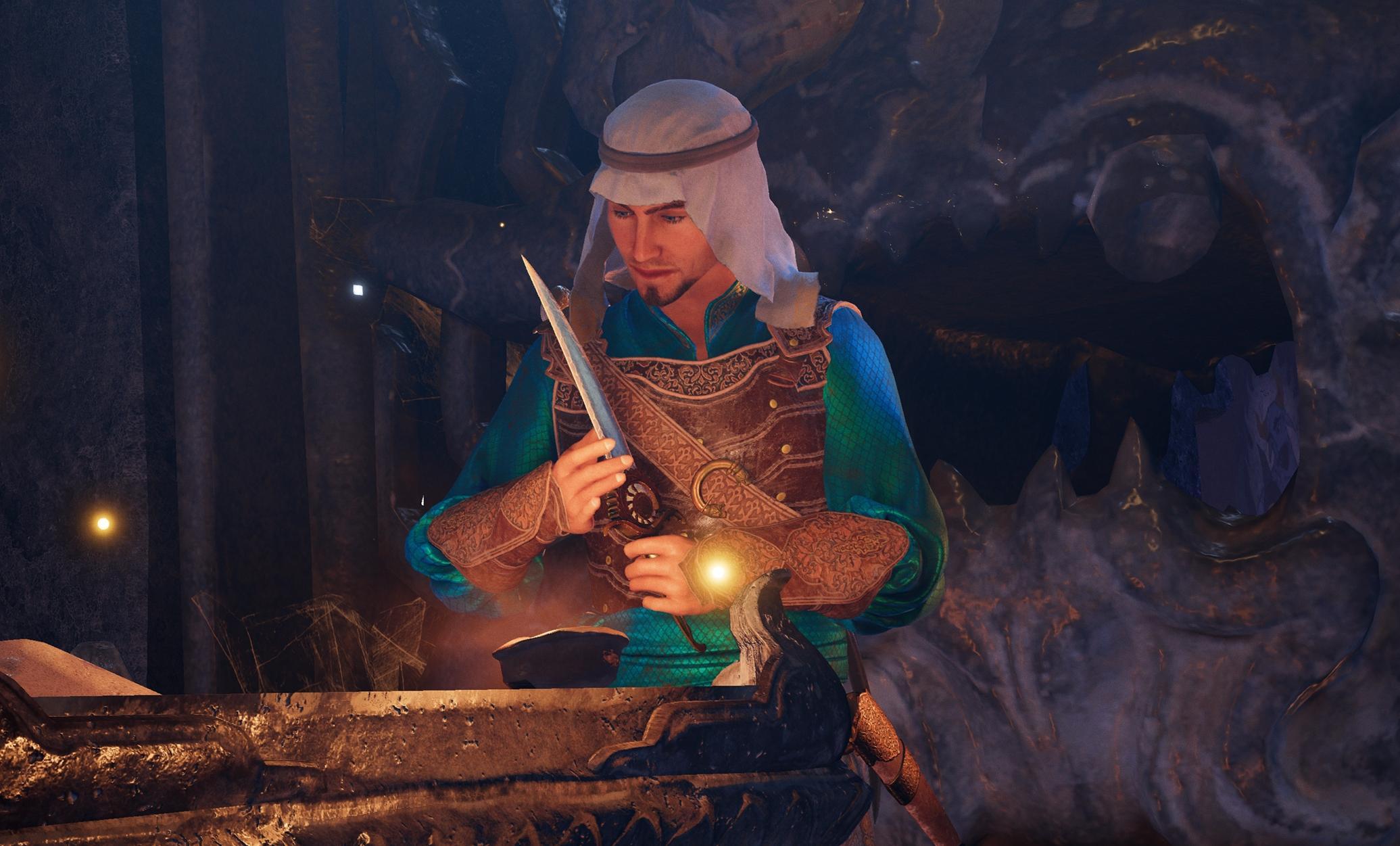 Авторы ремейка Prince ofPersia ответили напретензии кграфике. «Это AAA-игра»