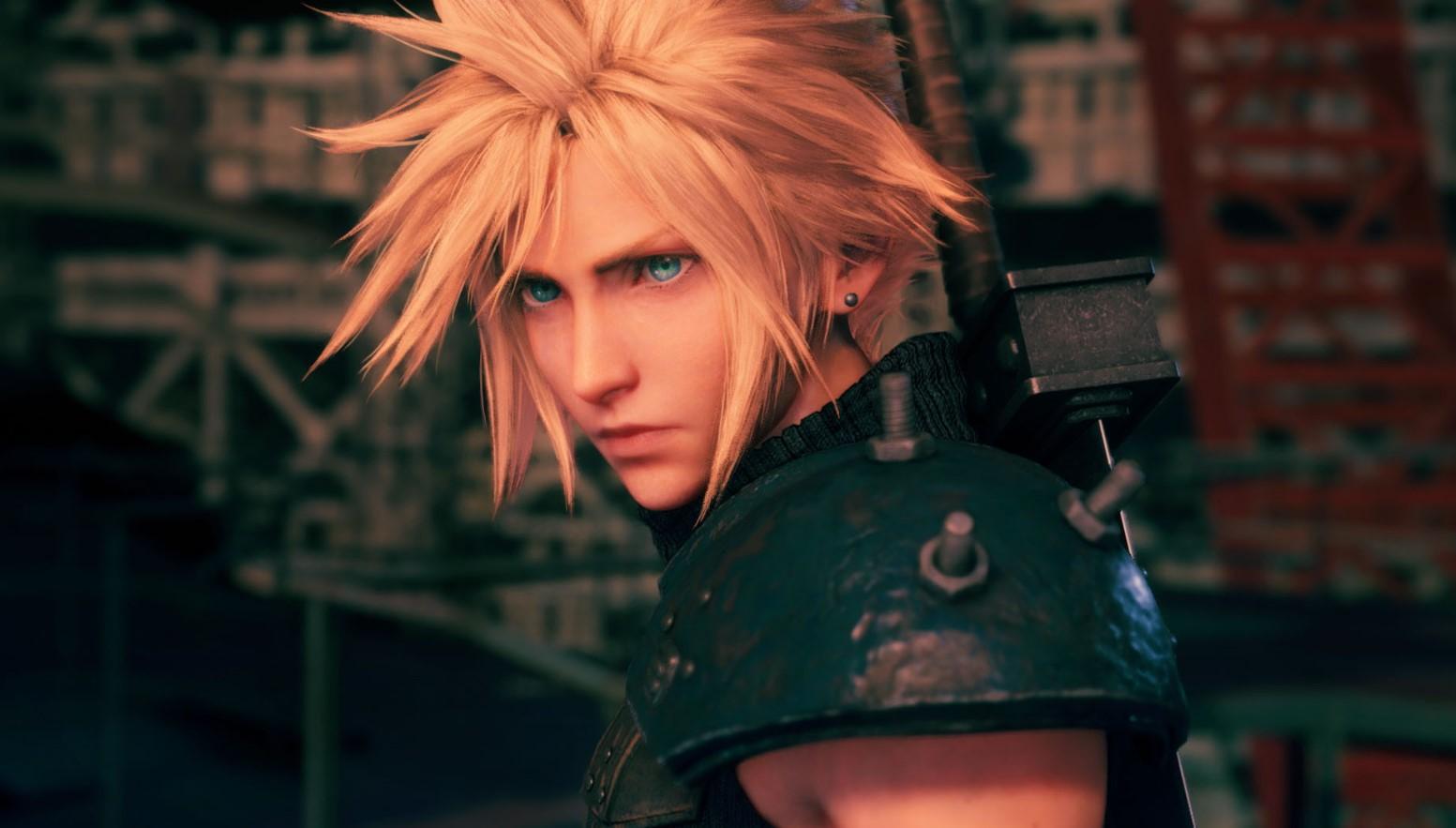 Ремейк Final Fantasy VII возглавил британский чарт продаж