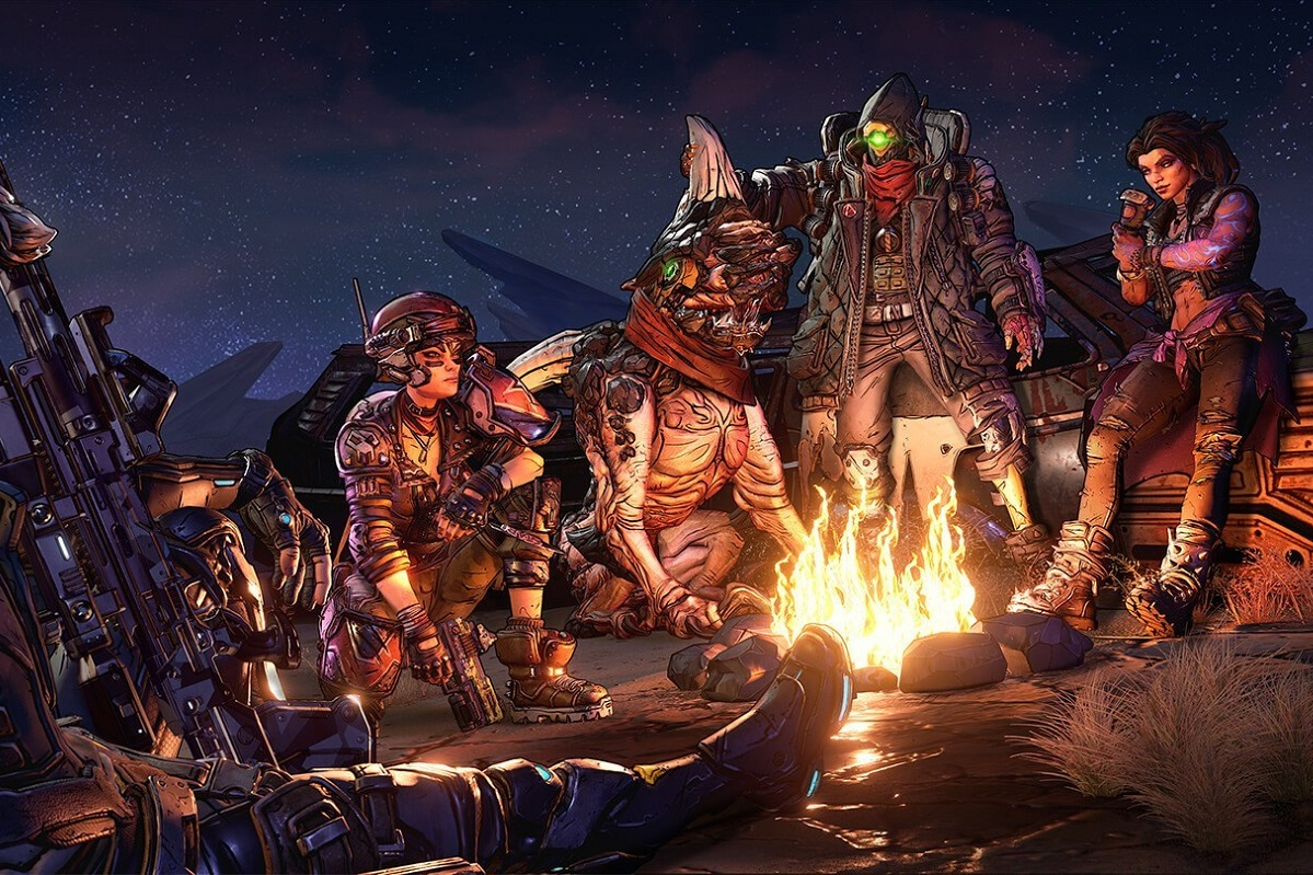 Игроки сообщают, что Borderlands 3 перегревает Xbox One X