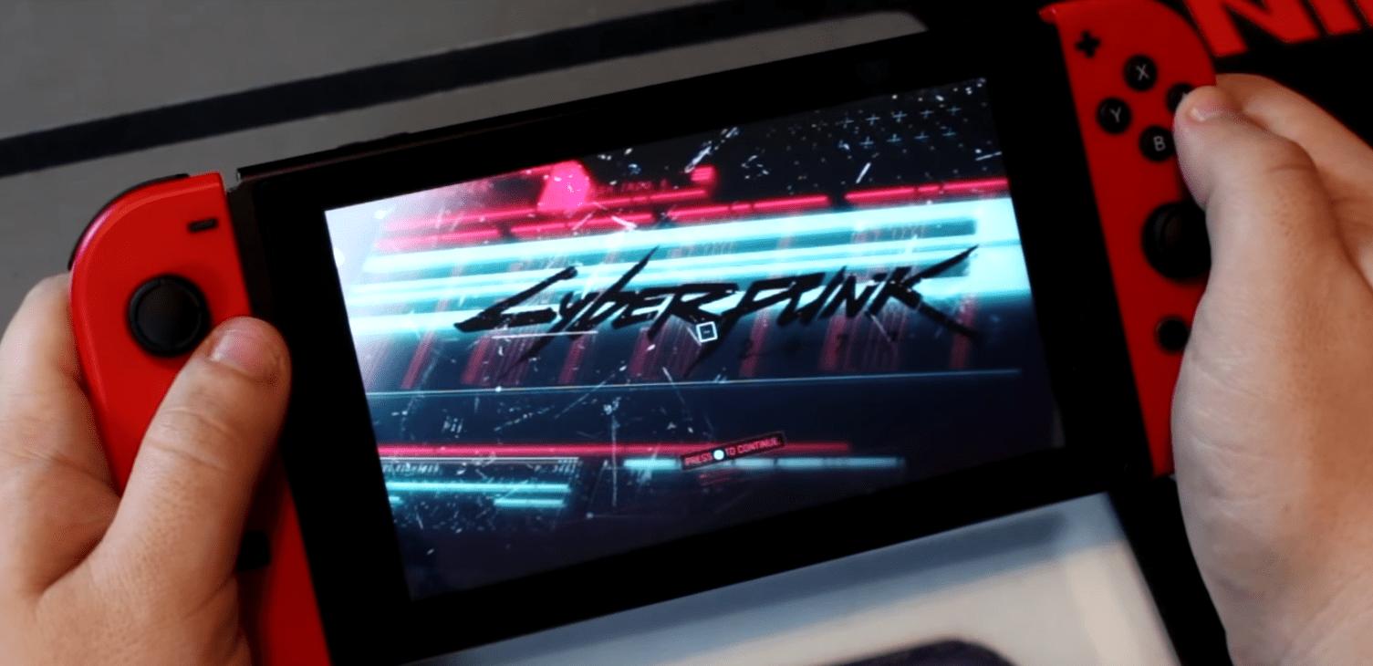 Cyberpunk 2077 запустили наSwitch. Работает лучше, чем наPS4