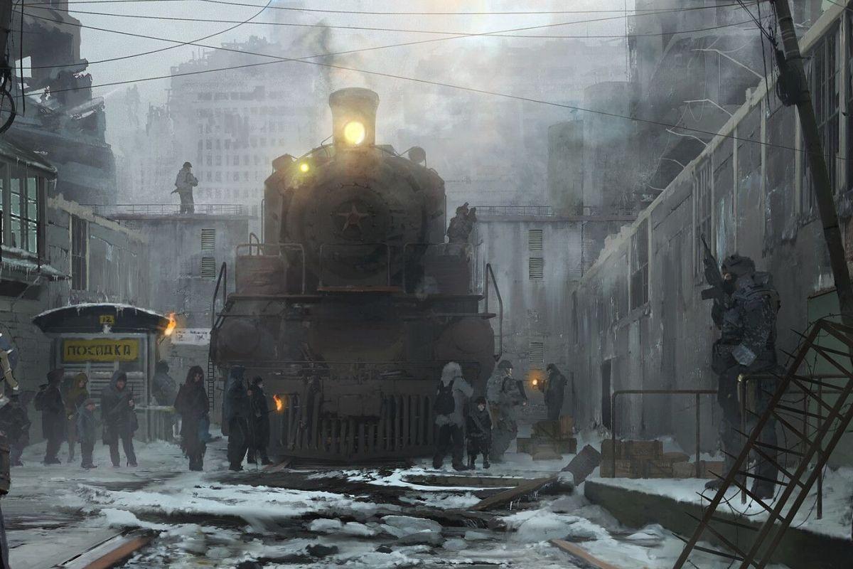 Metro: Exodus наконец-то получила дату выхода наPC. Тоесть— вSteam