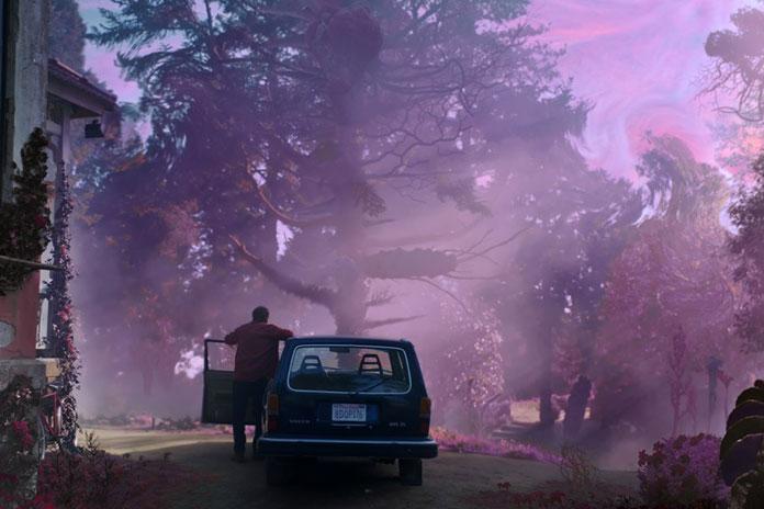 Николас Кейдж инеземные цвета напервом скриншоте «Цвета изиных миров» помотивам Лавкрафта
