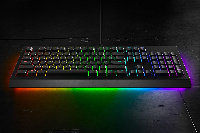 5 лучших игровых мембранных клавиатур