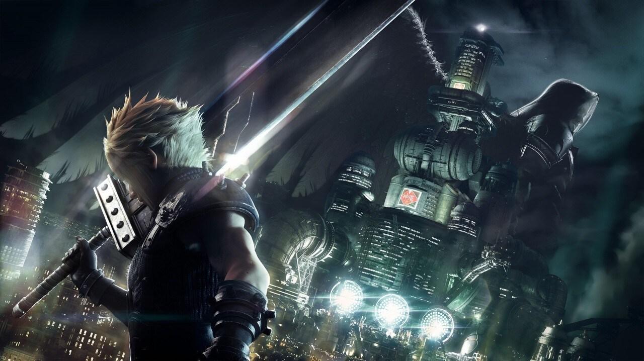 Смотрим финальный трейлер Final Fantasy VII Remake