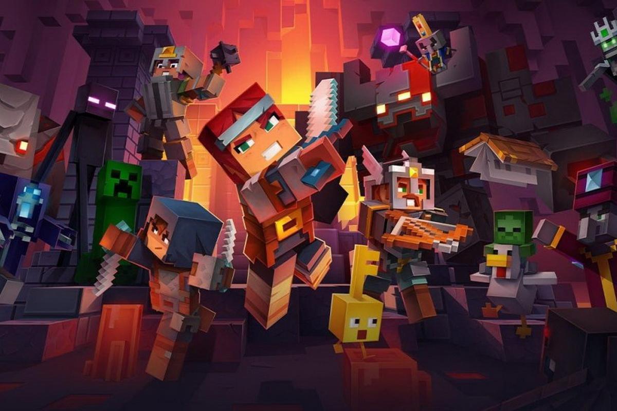 Первое DLC для Minecraft Dungeons появится впродаже уже виюле 2020 года