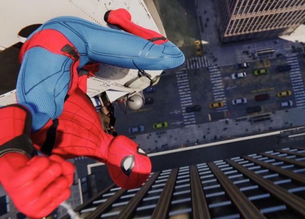 Патч первого дня для новой Spider-Man поможет избавиться отQTE идобавляет очень важную функцию