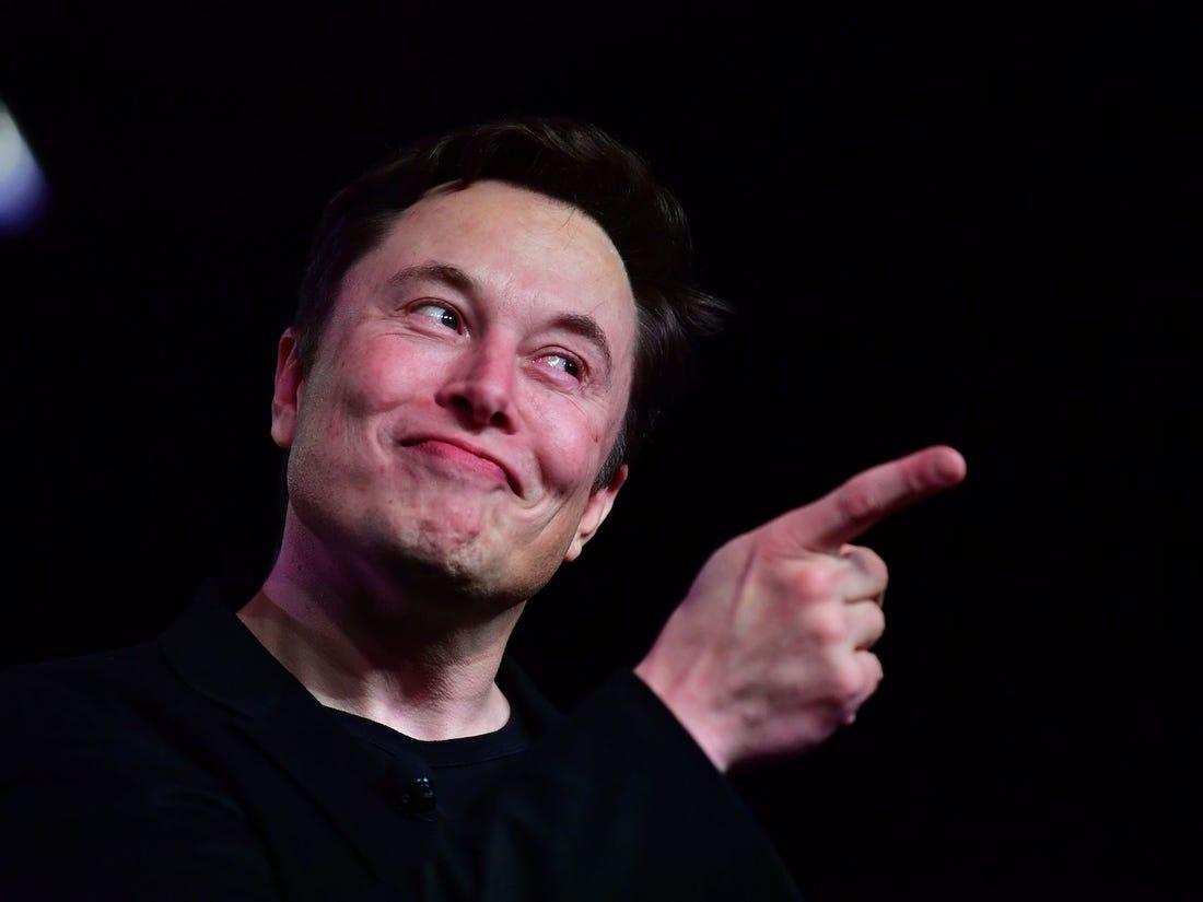 Илон Маск назвал любимые игры. Начем ониграет?