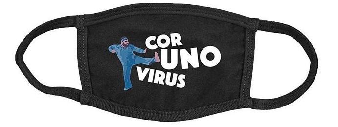 Little Big хайпят навирусе: группа выпустила маски с«пухляшом» изклипа