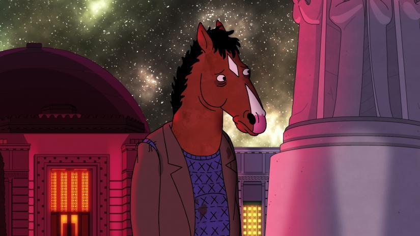 1 часть 6 сезона «Коня БоДжека»: менее цинично идепрессивно, новсе еще гениально
