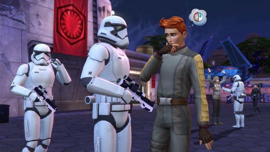Гайд. Как в«The Sims 4: Путешествие наБатуу» познакомиться сРей, Кайло Реном иВиМоради?
