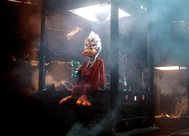 Говард Утка иКен Джонг из«Мальчишника вВегасе» могли появиться в«Войне Бесконечности»