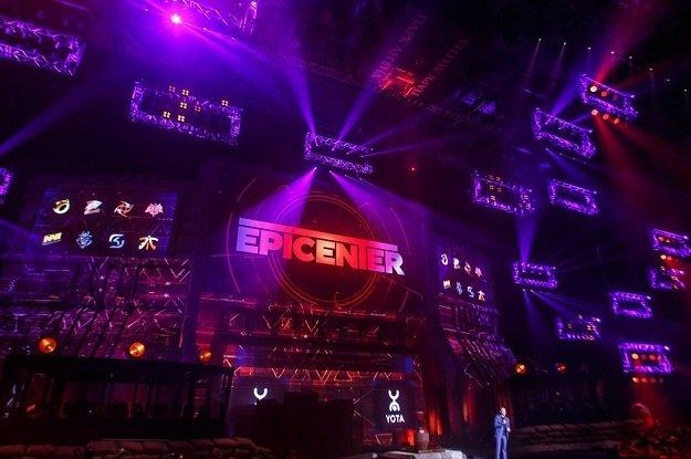Следующий турнир серии EPICENTER пройдет в Санкт-Петербурге