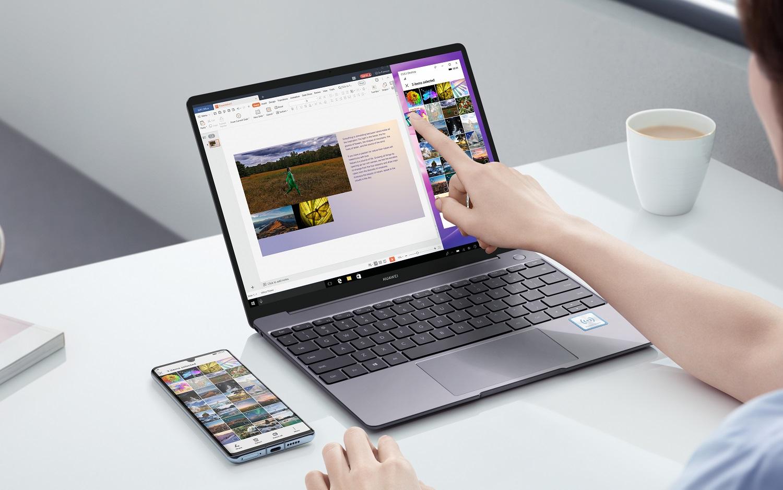 ВРоссию приехал ноутбук Huawei MateBook 13 напроцессоре AMD Ryzen