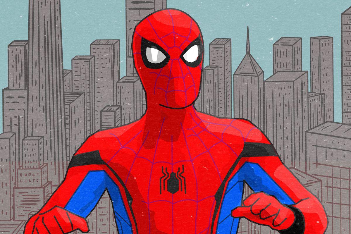Стали известны возможные враги Человека-паука втретьей части
